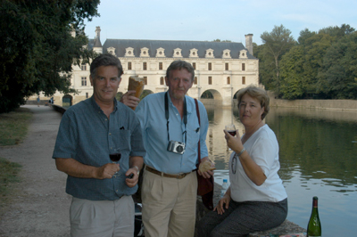 """Party at Château de Chenonceau"", 2003, Photo by Vicky Pagán"